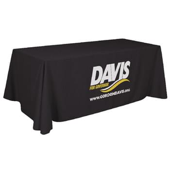 6' Table Throw Tablecloth